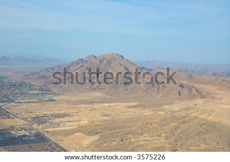Nevada from up high 4