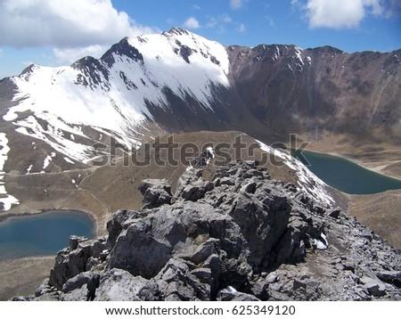 Shutterstock Nevado de Toluca