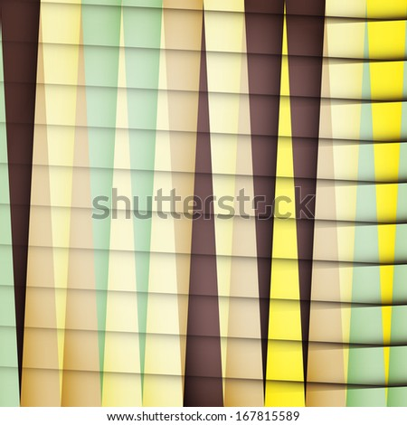 new abstract background with colored stripes can use like trendy design