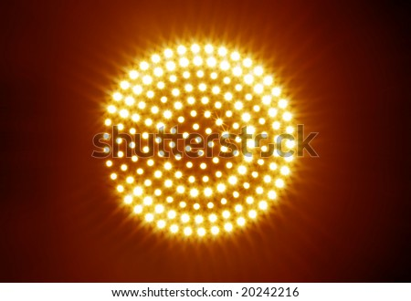 new abstract light rays background