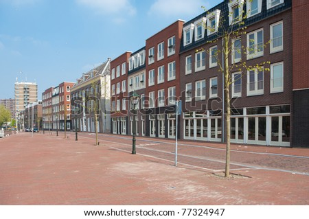 new apartments in delfshaven, netherlands