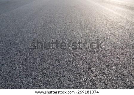 New asphalt abstract texture background