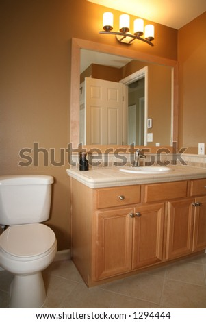 New bathroom remodel