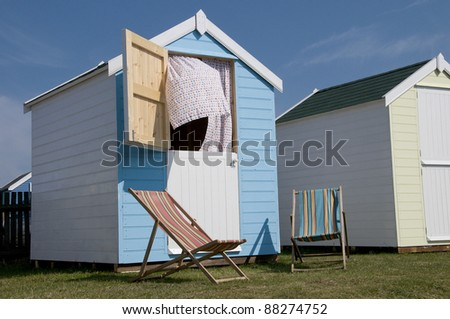 New Beach Hut, Southwold