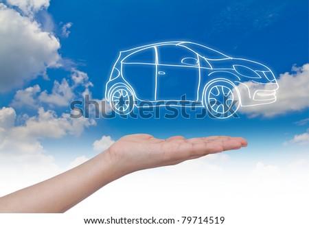 New car concept