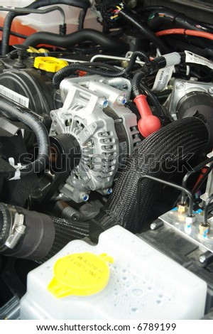 New car engine
