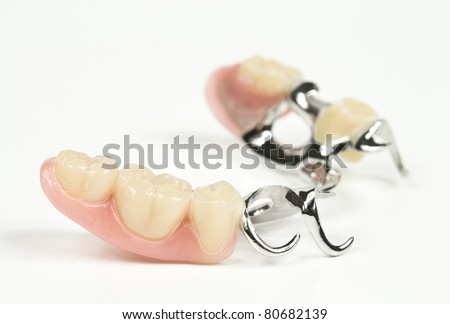 new dentures, braces