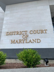 New District Court of Maryland in the Rockville Town Center
