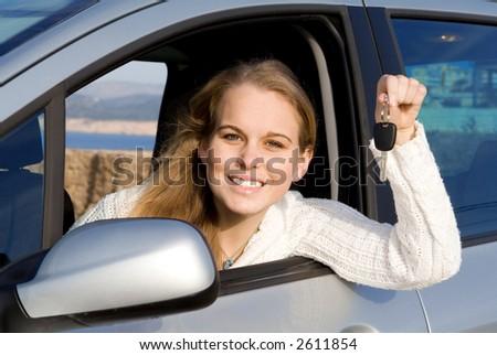 new driver, new car