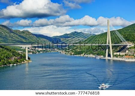 new dubrovnik bridge #777476818