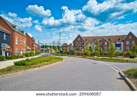 New English Estate #209608087