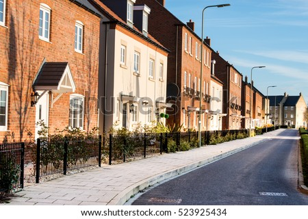 New English Estate #523925434