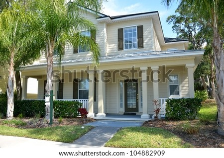New Florida constructed home for sale