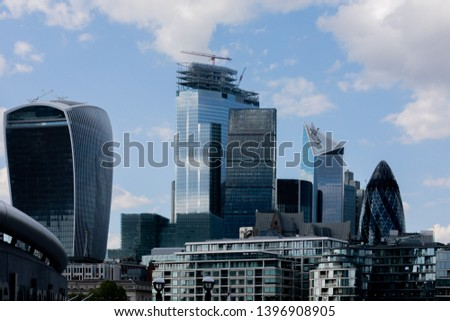 New Gherkin London recent HD pictures