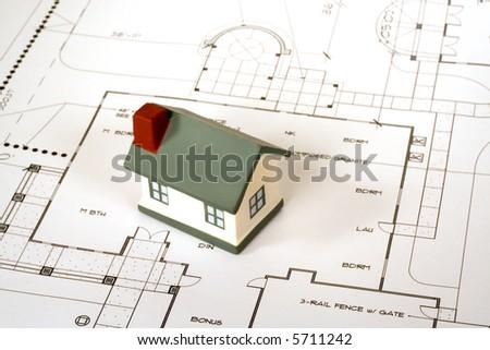 New Home blueprints