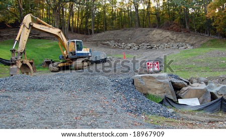 New Home construction site for sale by owner