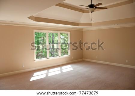 new house bedroom