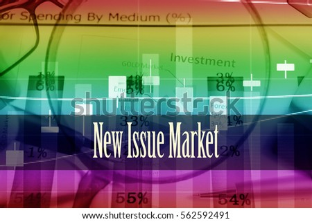 meaning of new issue market