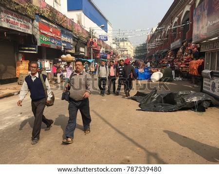 new market kolkata  india  ...