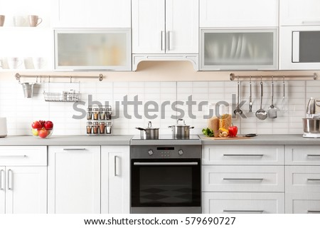 Shutterstock New modern kitchen interior