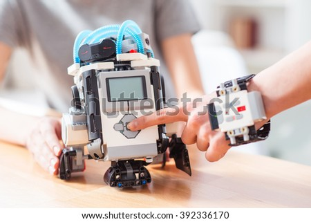 new robotics technologies for house
