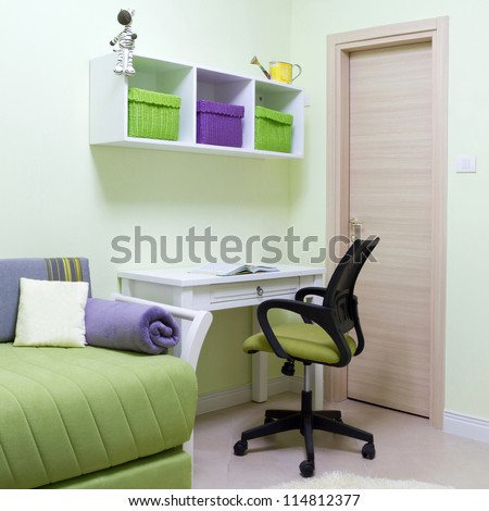 New Room interior design