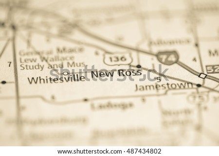 New Ross. Indiana. USA #487434802