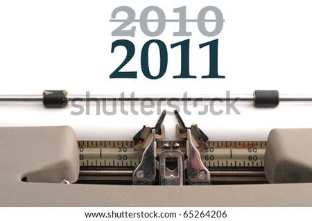 New Sheet - 2011 Year