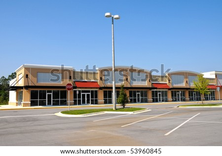 New Shopping Center with Retail and Office  Space available for sale or lease