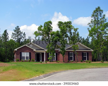 new single family home in beautiful community