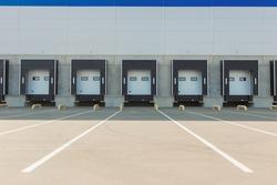 New Storage entrances