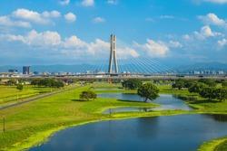 New Taipei Metropolitan Park (Erchong Floodway Riverside Park)