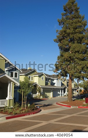 New townhouses for sale in California