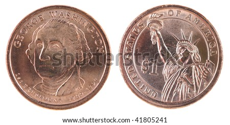 new us 1 dollar coin
