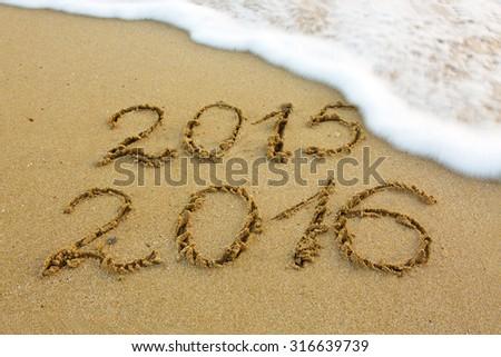 New Year 2016 . #316639739