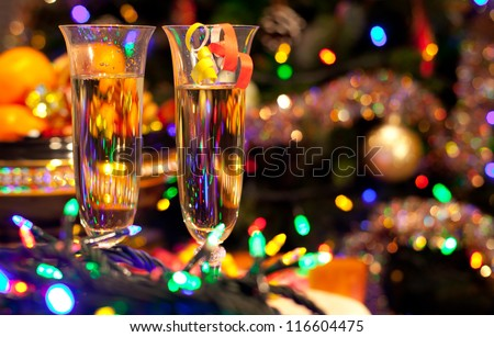 New year celebration