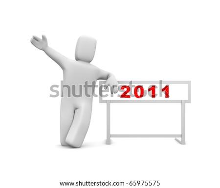 New year - new hurdle