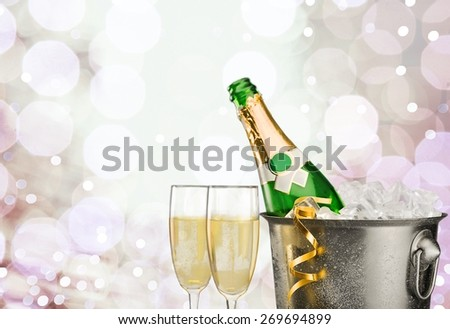 New Year\'s Eve, Champagne, New Year\'s Day.