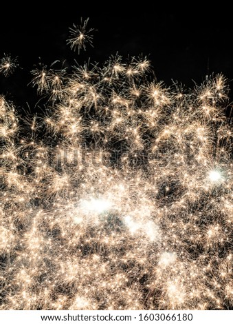 New Year's Eve fireworks for 2020