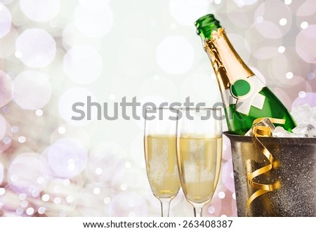 New Year\'s Eve. Happy New Year