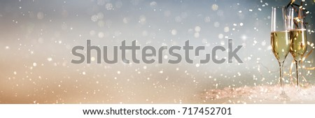 Shutterstock New Years Eve celebration background