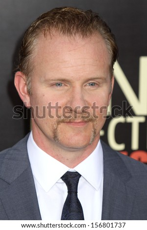"NEW YORK - AUGUST 26:  Morgan Spurlock attends the premiere of ""One Direction This Is Us"" at the Ziegfeld Theater on August 26, 2013 in New York City."