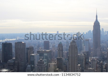 New York City #1134834752
