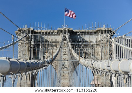 New York City, Brooklyn Bridge