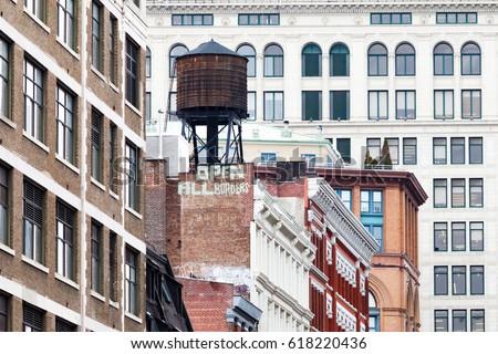 new york city historic...