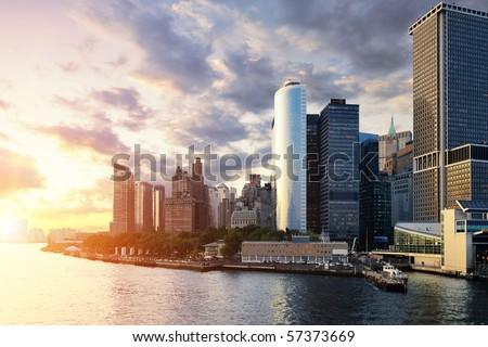 New York city manhattan #57373669