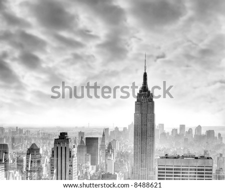 New York city - Manhattan - USA - Empire State building