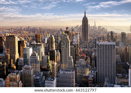 New York City, NYC, USA #663122797