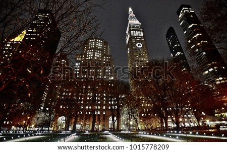 New York - City of Lights