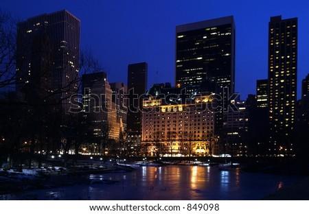 New York City, Plaza Hotel